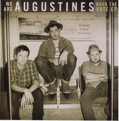 We Are Augustines – Rock the Vote EP