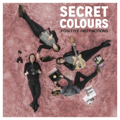 Secret Colours – Positive Distractions