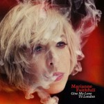 Marianne Faithfull at #19 at CMJ