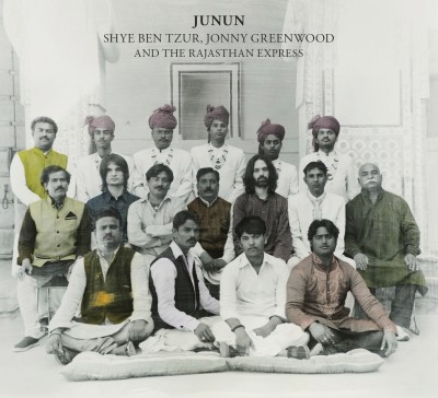Shye Ben Tzur, Jonny Greenwood, and the Rajasthan Express