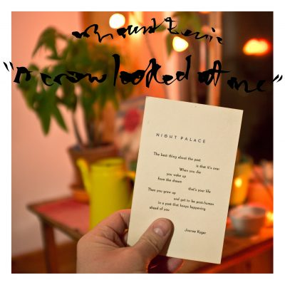 New Music from Mount Eerie – Digital Servicing Only
