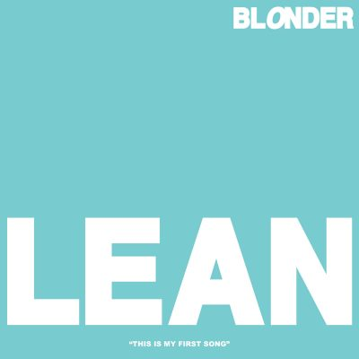 New Music From Blonder – Digital Servicing Only