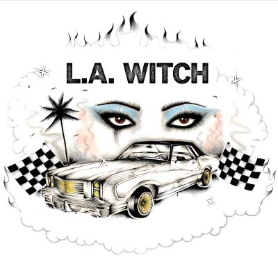FACT Mag Approves of L.A. Witch; Their New LP Debuts in the NACC Top 50