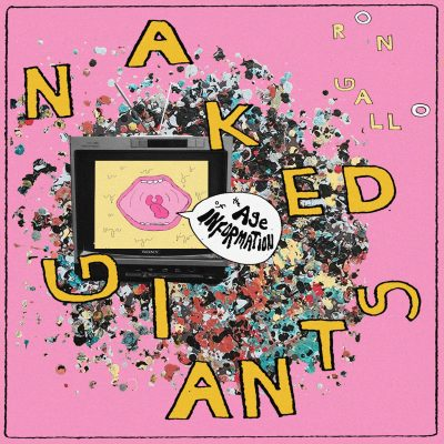 Naked Giants Play Shows and Release Split 7″