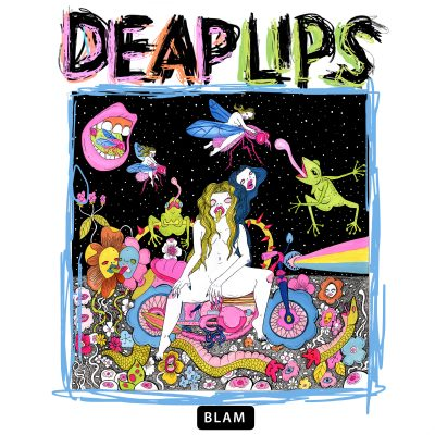 "AllMusic Says Deap Lips is ""Required Listening"""