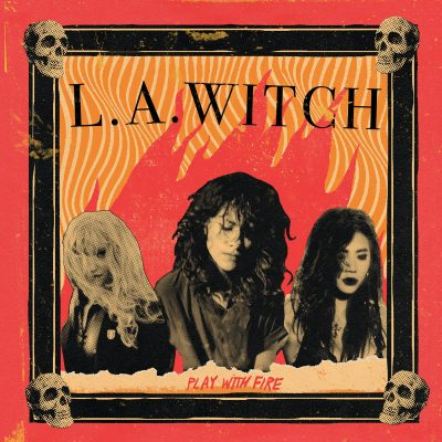 "Mxdwn and New Noise Enjoy L.A. Witch's ""Motorcycle Boy"""