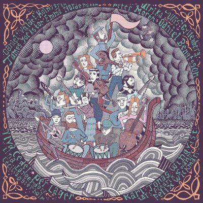 New Music From James Yorkston and The Second Hand Orchestra
